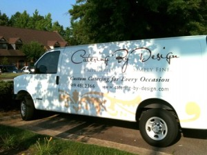 Catering by Design, Full Service Catering throughout The Triangle