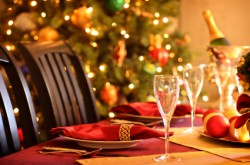Christmas and New Years Eve are Days that Engagements are Made and Announced
