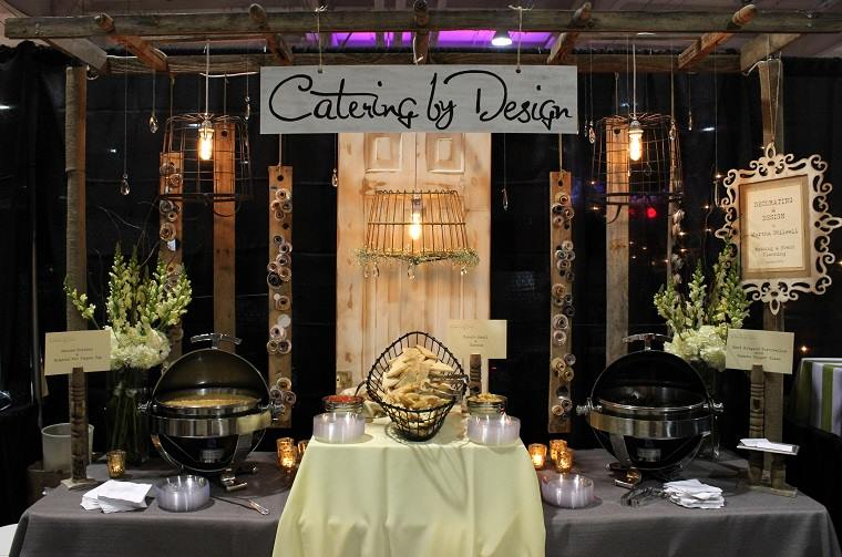 Catering By Design Wedding Show