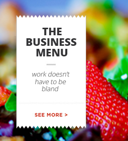 business-catering-menu