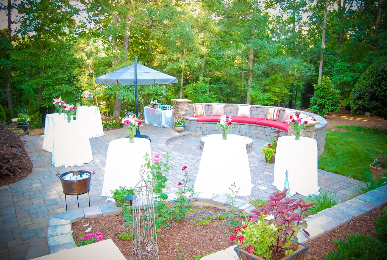 social event catering in Raleigh NC graduation parties