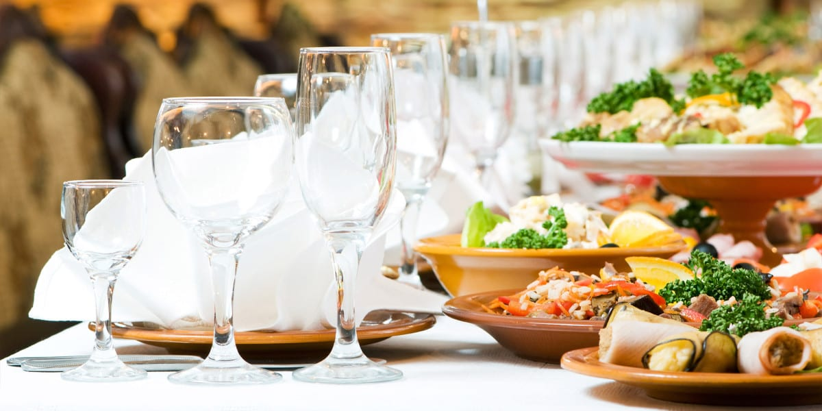 cary corporate catering ideas