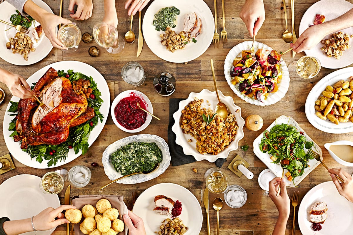 Durham Special Event Catering Nontraditional Thanksgiving