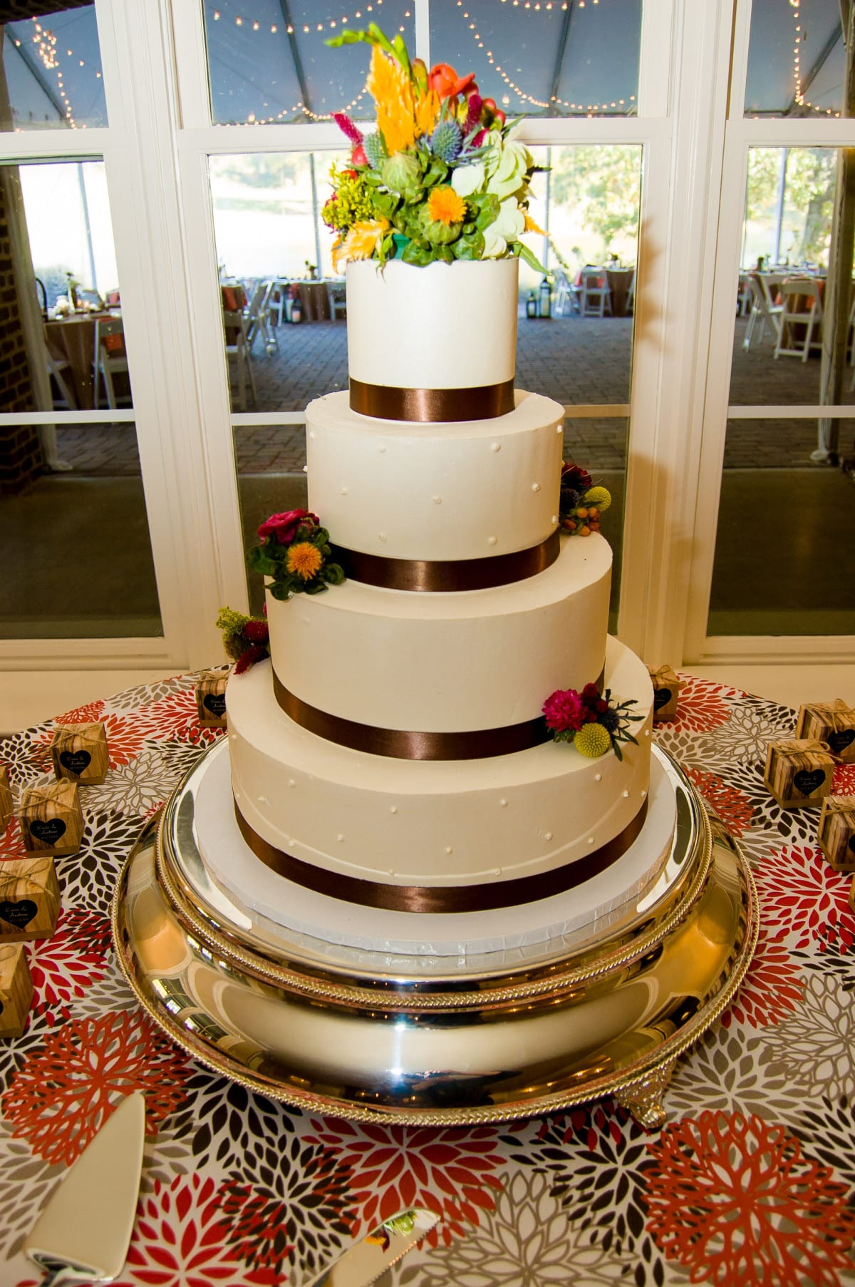 cary wedding catering ideas for cakes