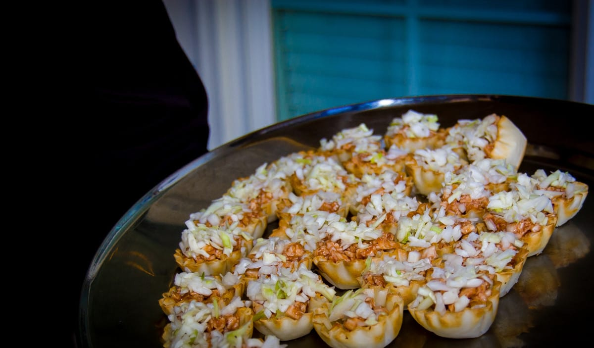 cary wedding catering