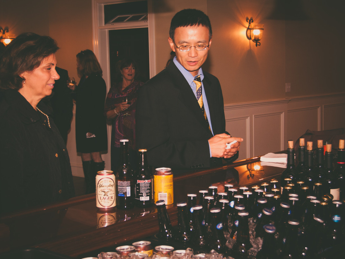 Cary wedding catering and bar services