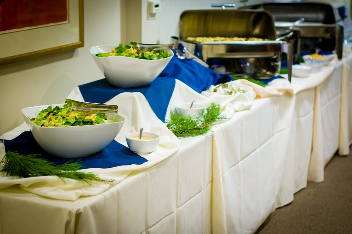 wedding catering Raleigh NC