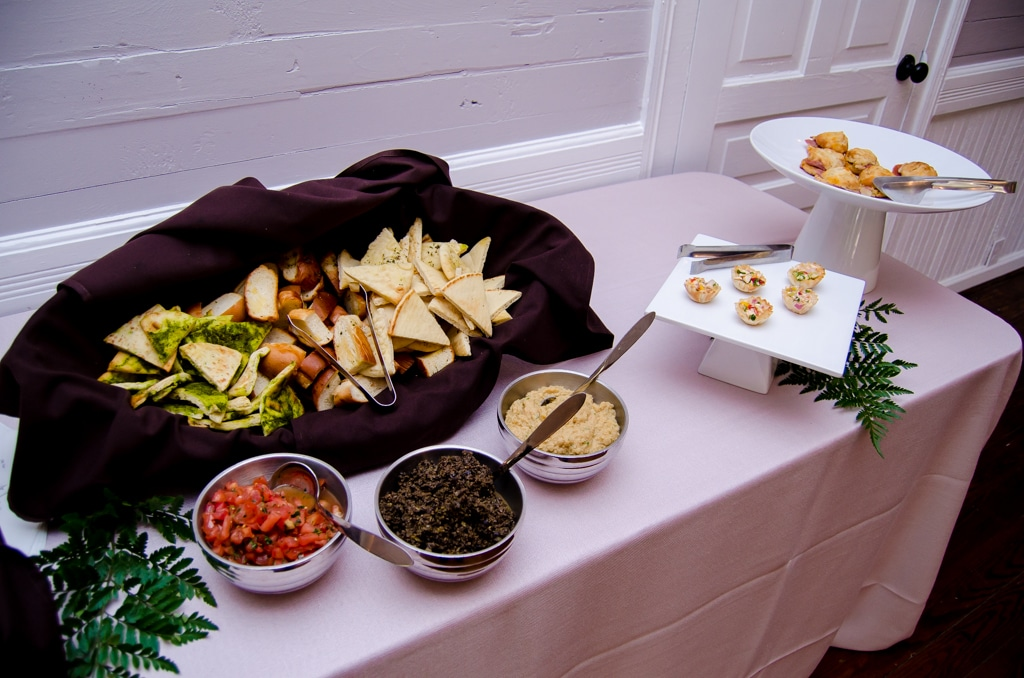 raleigh catering