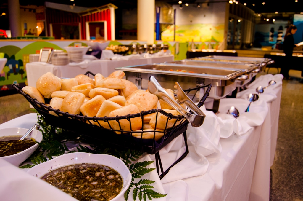 raleigh caterers for Halloween