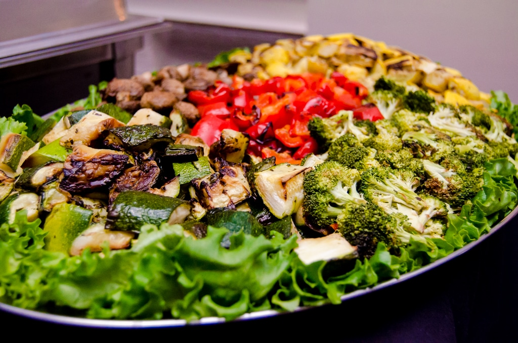 raleigh corporate catering