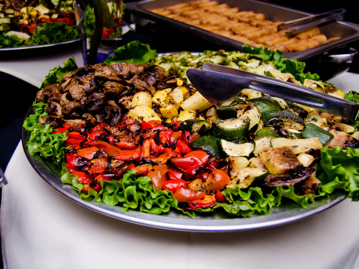 raleigh event catering